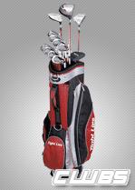 Golf Essentials: Clubs