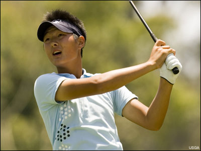 Danny Lee Golfer
